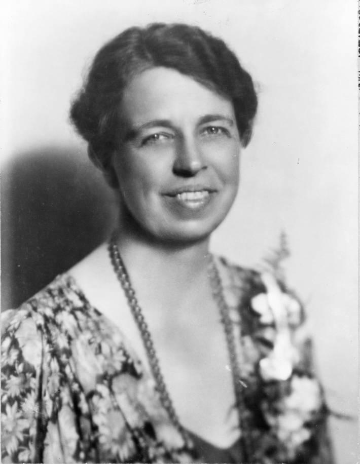 Eleanor Roosevelt, Foto: lwvnj.wordpress.com