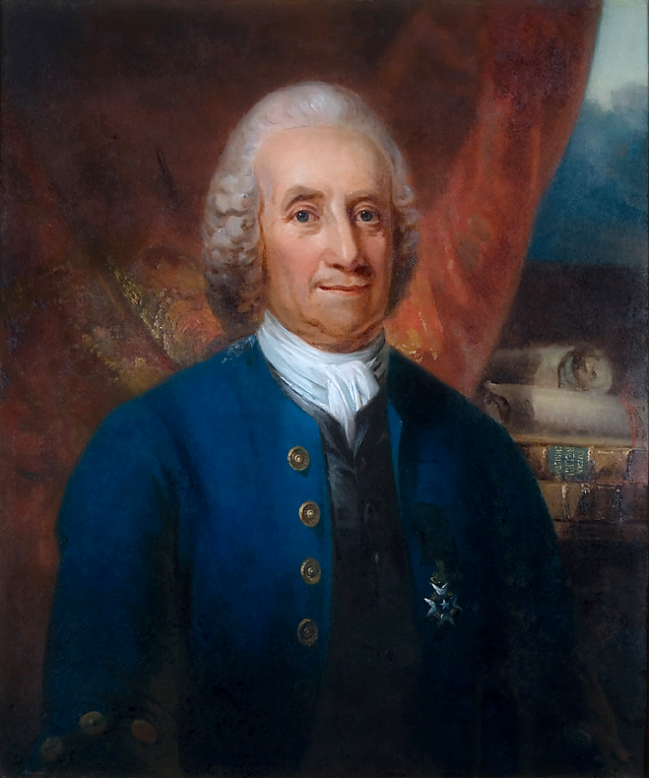 Emanuel Swedenborg, Foto: en.wikipedia.org