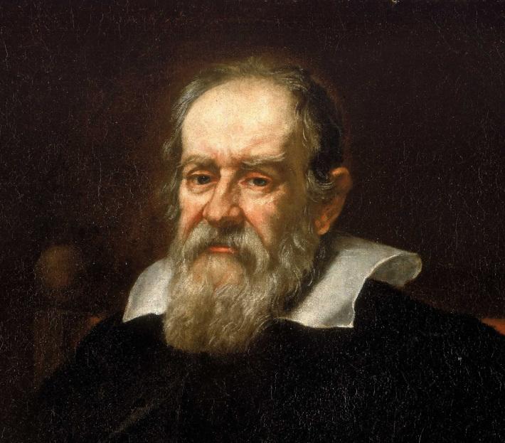 Galileo Galilei, Foto: saccsiv.wordpress.com