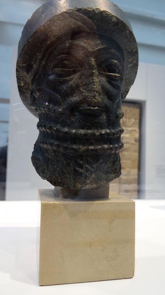 Hammurabi Regele Babilonului, Foto: en.wikipedia.org