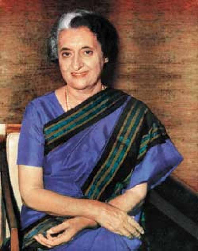 Indira Indira Gadhi, Foto: wespeaknow.org,