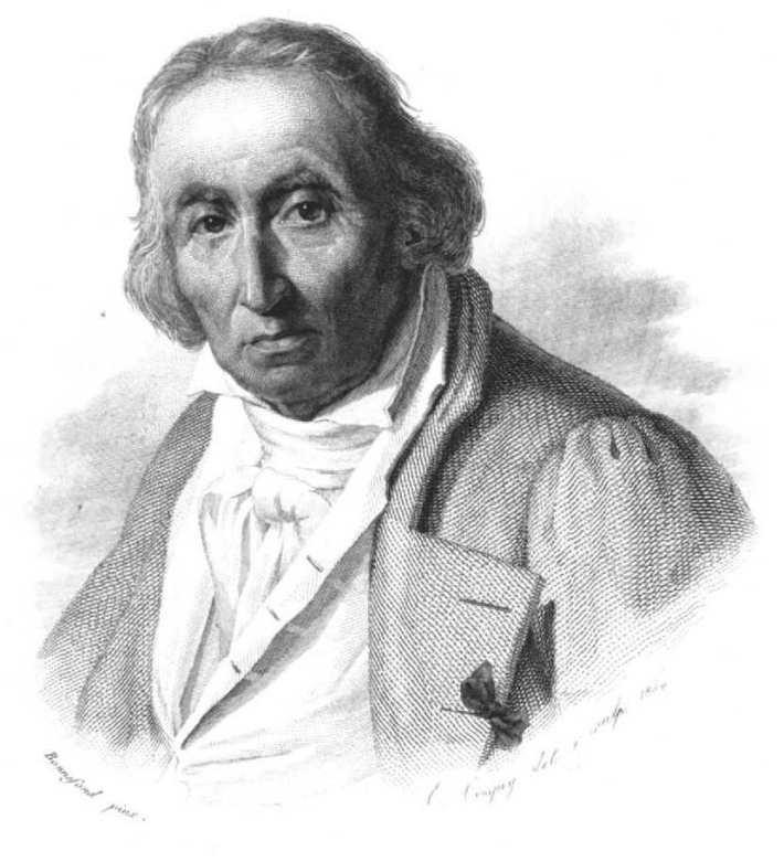 Joseph Jacquard, Foto: en.wikipedia.org
