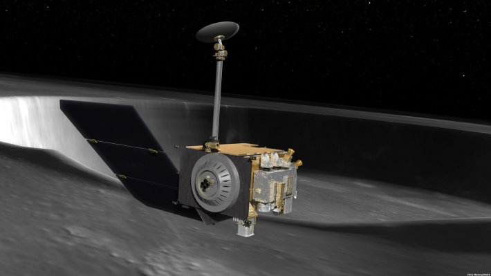 Lunar Reconnaissance Orbiter, foto: bloggerdigest.wordpress.com