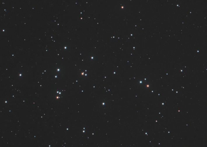 M44, Foto: astrojohnarthur.wordpress.com