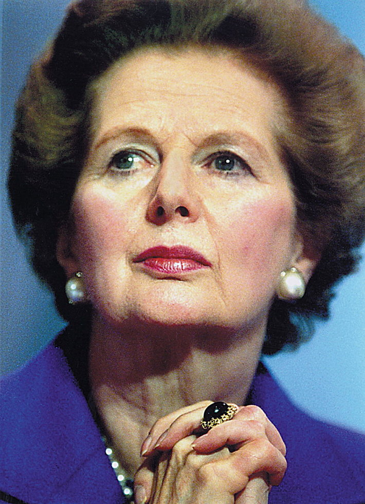 Margaret Thatcher, Foto: cnes4education.wordpress.com