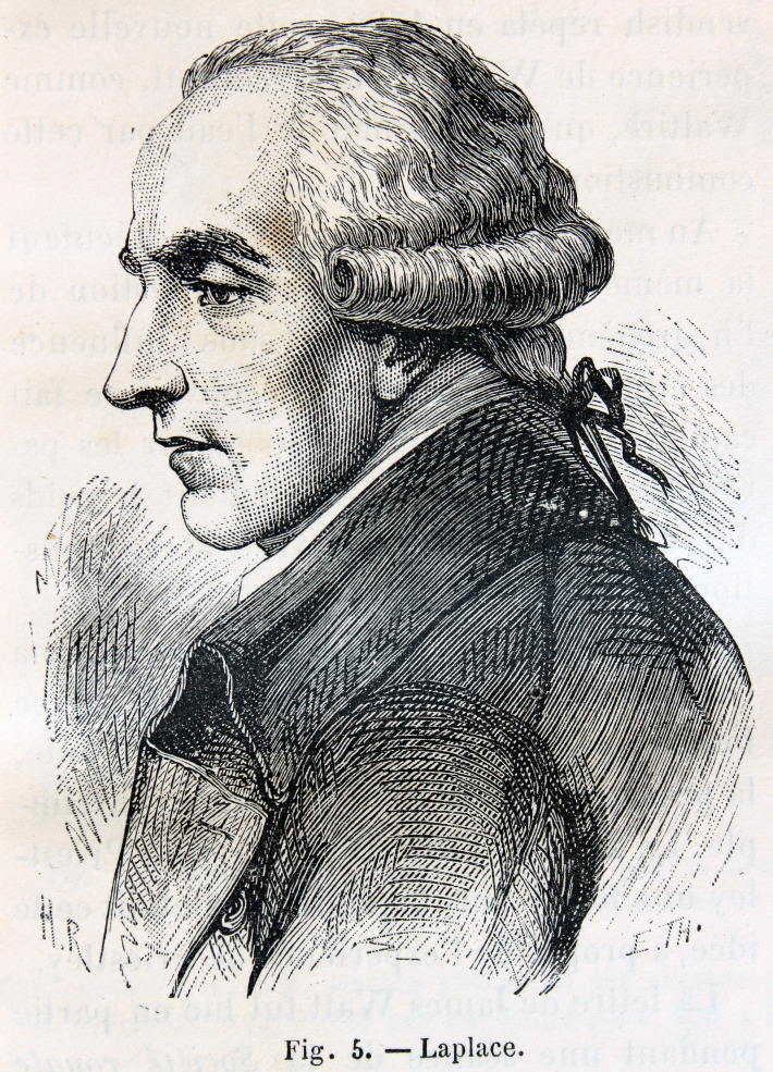 Pierre-Simon Laplace, Foto: commons.wikimedia.org