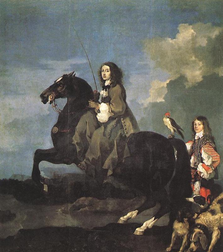 Critina, Regina Suediei de Sébastien Bourdon, Foto: en.wikipedia.org