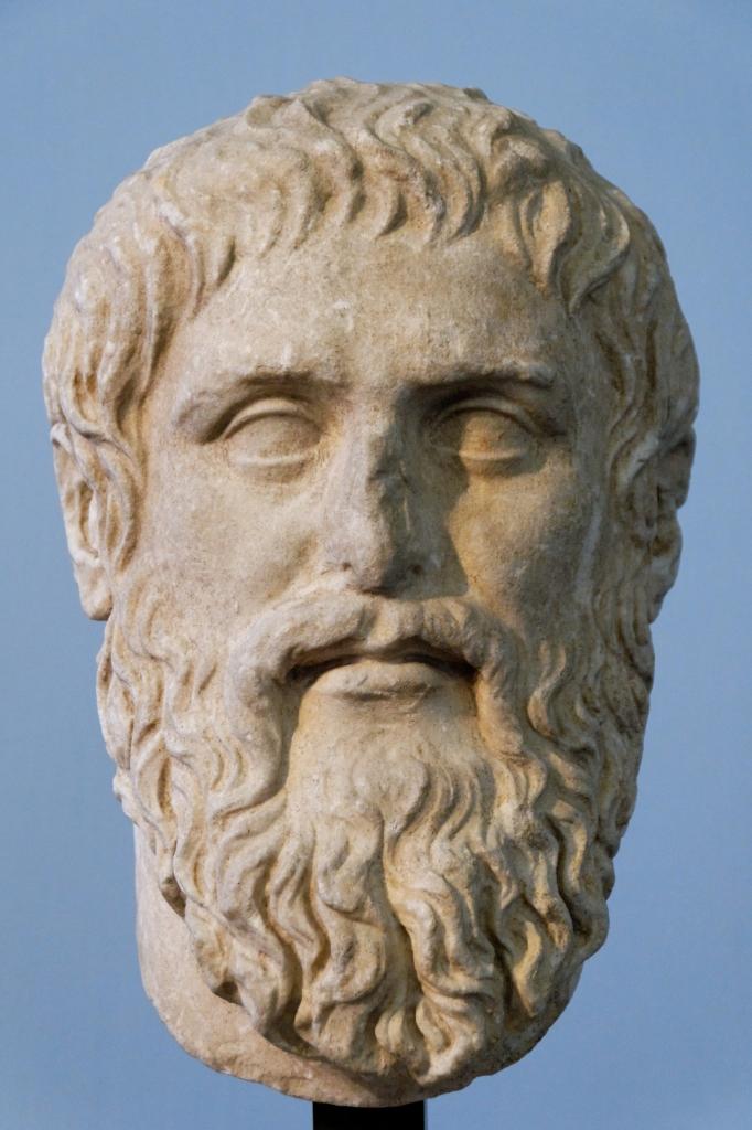 Sculptura lui Platon, Foto: en.wikipedia.org