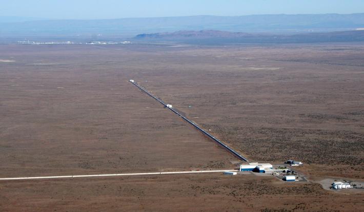 Sediul LIGO din USA, Foto: ligo.org