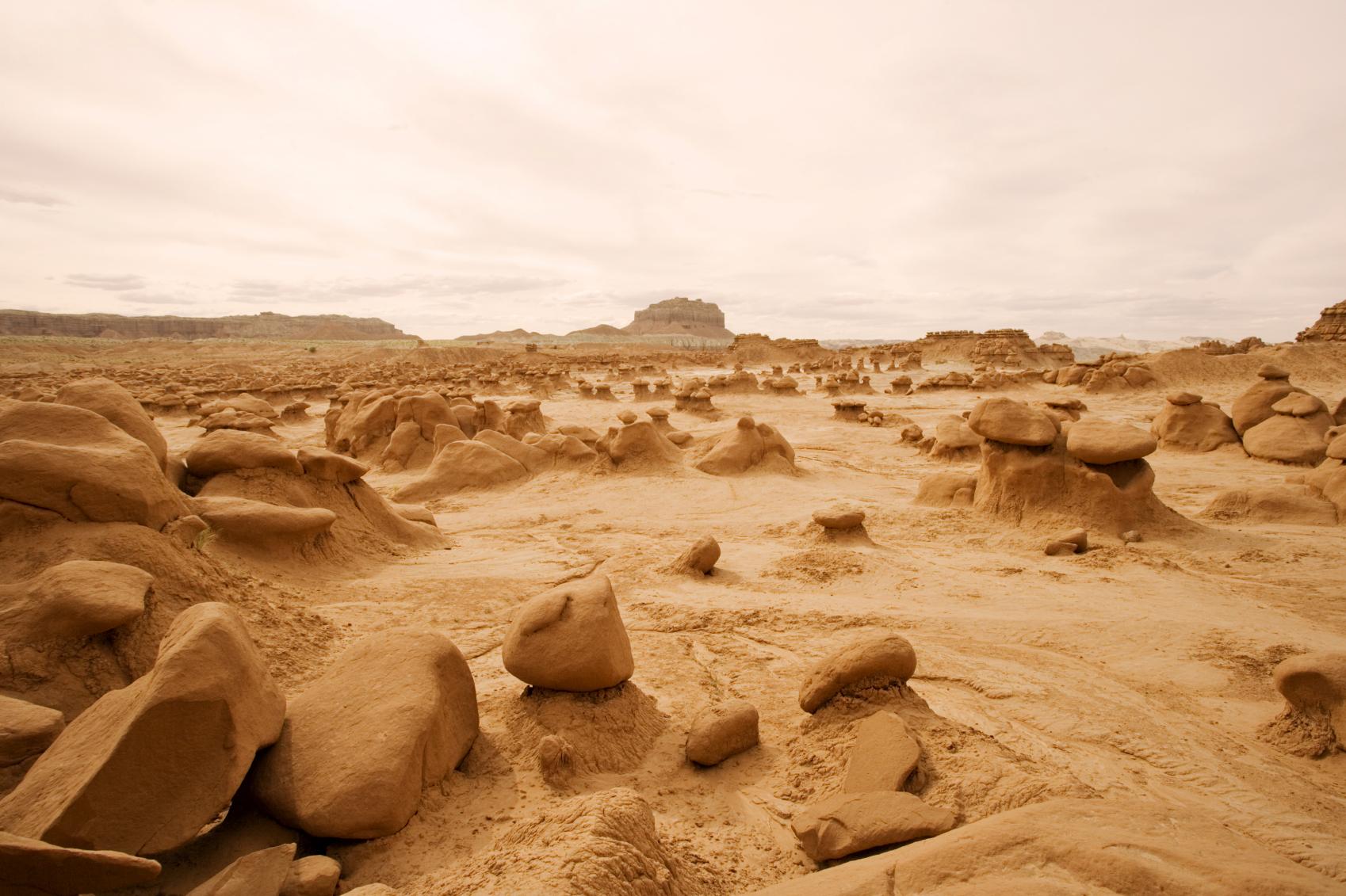 mars landscape materials - HD3840×2160