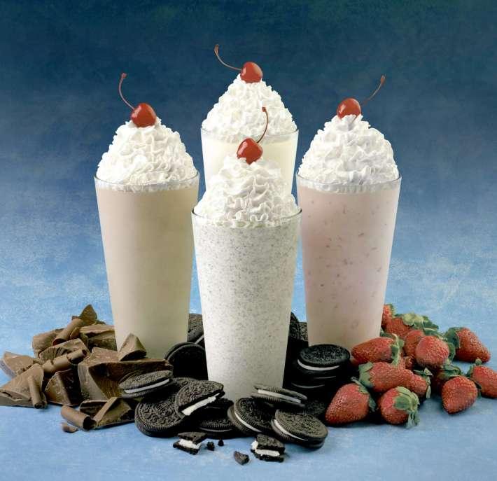 Shake-uri de diferite arome, Foto: blogs.ajc.com
