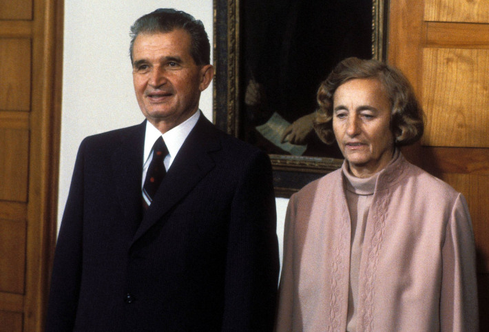 Nicolae si Elena Ceausescu, Foto: davi-luciano.myblog.it