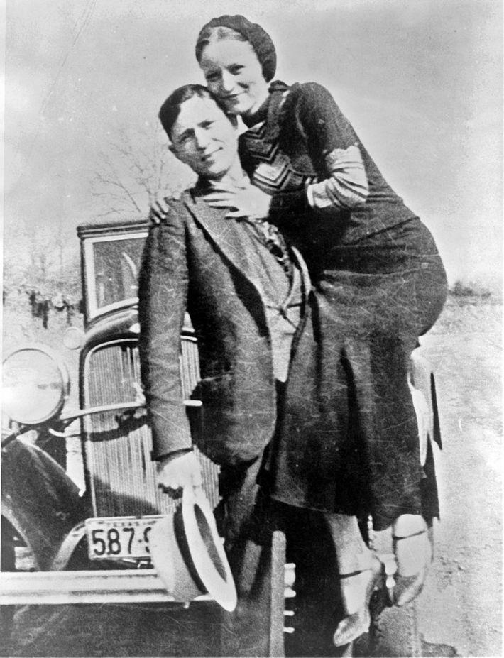 Bonnie si Clyde, Foto: en.wikipedia.org
