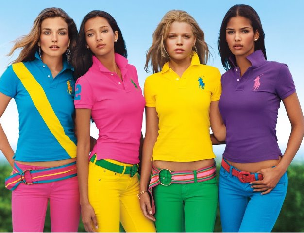 Camasa Polo de diferite culori pentru femei, Foto: missmexicoeverywhere.blogspot.com