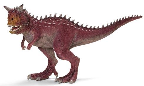 Carnotaurus, un mare pradator din Cretacic, Foto: blog.everythingdinosaur.co.uk