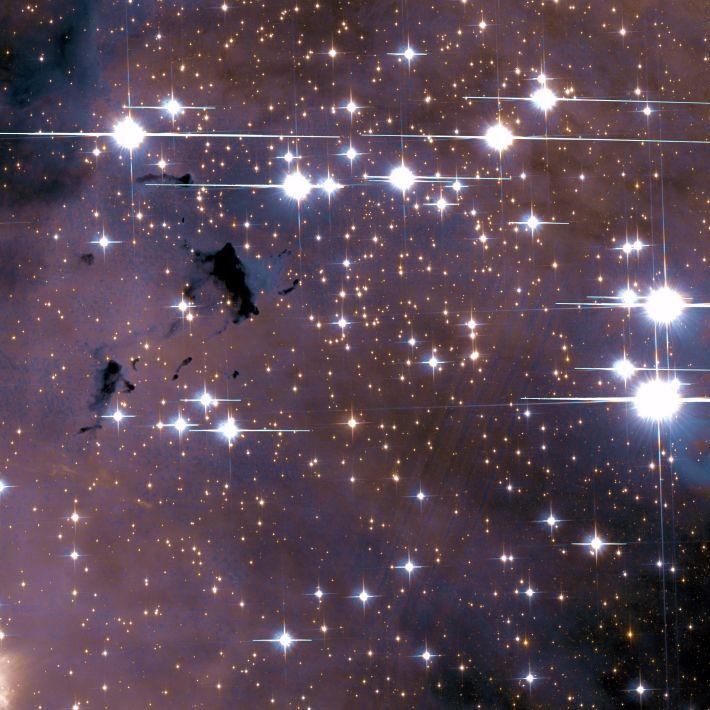 Clusterul NGC 6611, Foto: es.wikipedia.org/wiki/NGC_6611#mediaviewer/File:NGC_6611_Hubble_WikiSky.jpg