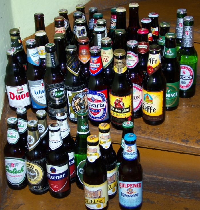 Diferite tipuri de bere, Foto: en.wikipedia.org