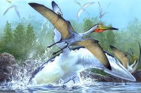 Dinozaurul Pterodactylus