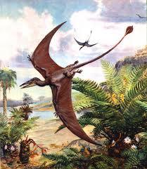 Dinozaurul Rhamphorhynchus 1