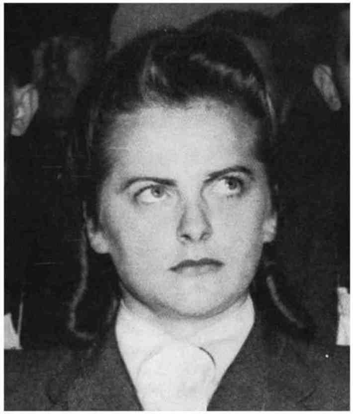 Irma Grese in tinerete, Foto: coolprofa.bloger.index.hr