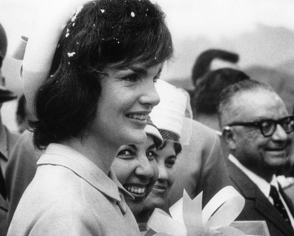 Jackie Onassis Kennedy