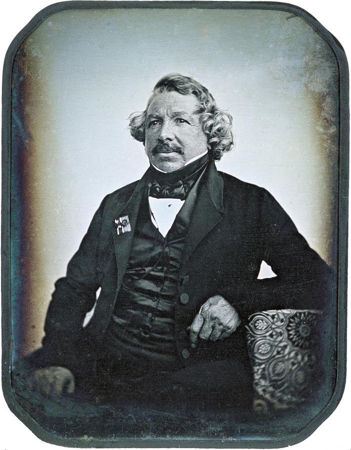 Louis Jacques Mande Daguerre, Foto: en.wikipedia.org