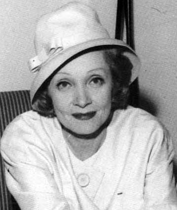 Marlene Dietrich in Israel (1960), Foto: en.wikipedia.org