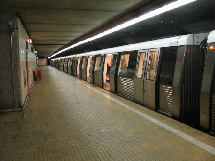 Metro din Pepera, Bucuresti, Foto: en.wikipedia.org