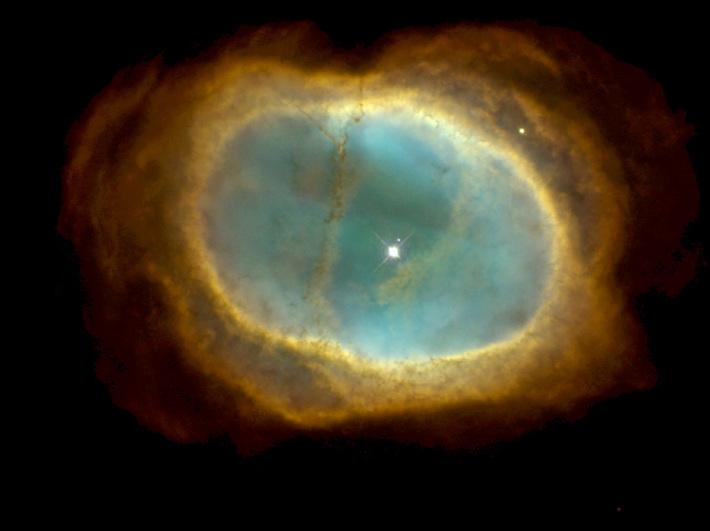 Nebuloasa NGC 3195, Foto: en.wikipedia.org