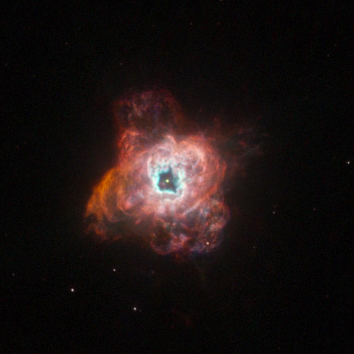 Nebuloasa NGC 5315, Foto: commons.wikimedia.org