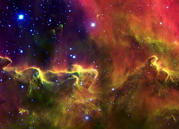 Nor de gaz interstelar, Foto: dailygalaxy.com