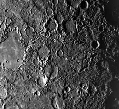 Parte din Bazinul Caloris, Foto: en.wikipedia.org