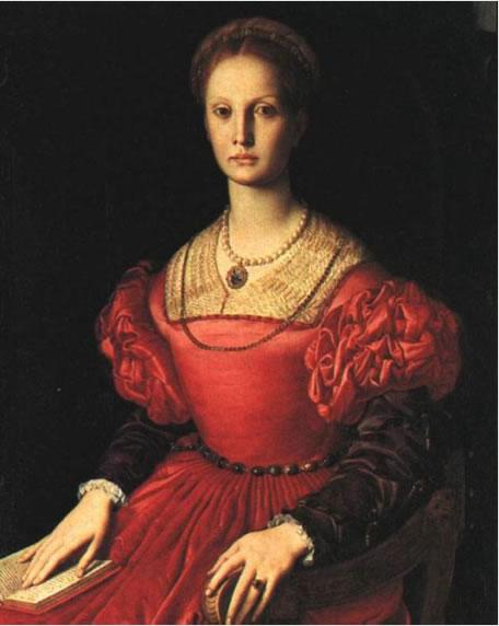 Portretul Contesei Elizabeta de Bathory, Foto: ro.wikipedia.org