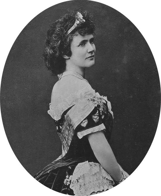 Portretul Reginei Elisabeta a Romaniei , Foto: ro.wikipedia.org
