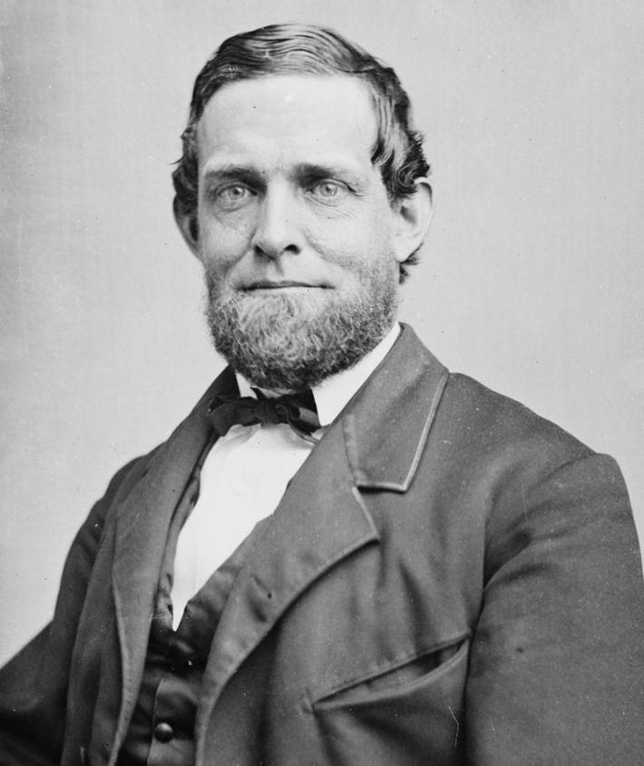 Portretul Schuyler Colfax, Foto: en.wikipedia.org