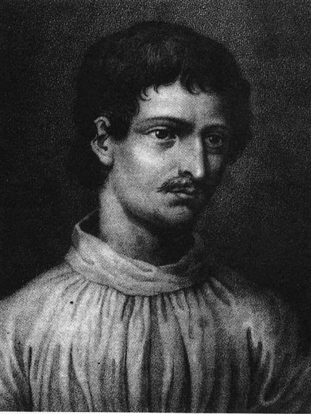 Portretul lui Giordano Phillipo Bruno, Foto: de.wikipedia.org