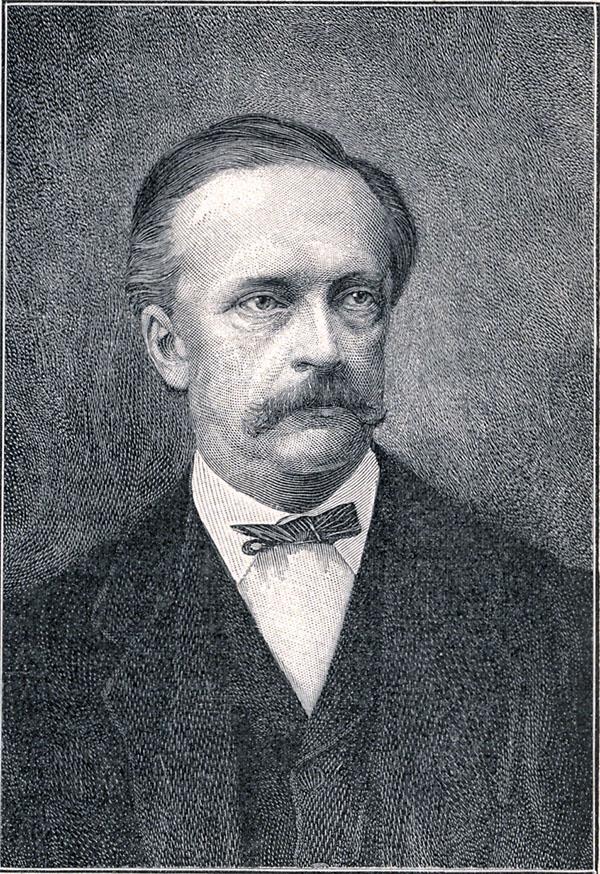 Portretul lui Hermann von Helmholtz
