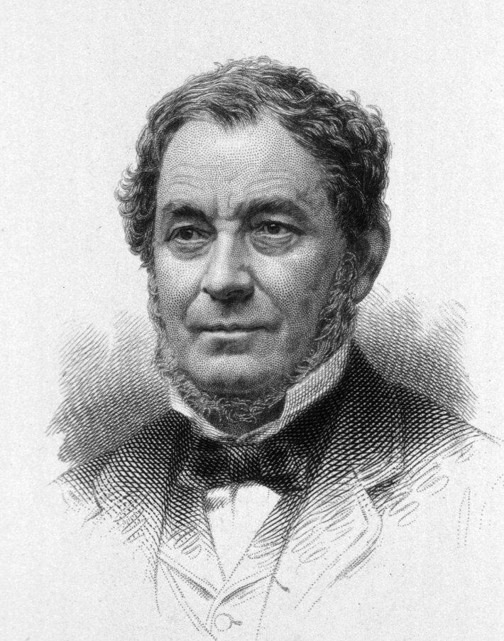 Portretul lui Robert Wilhelm Bunsen, Foto: en.wikipedia.org