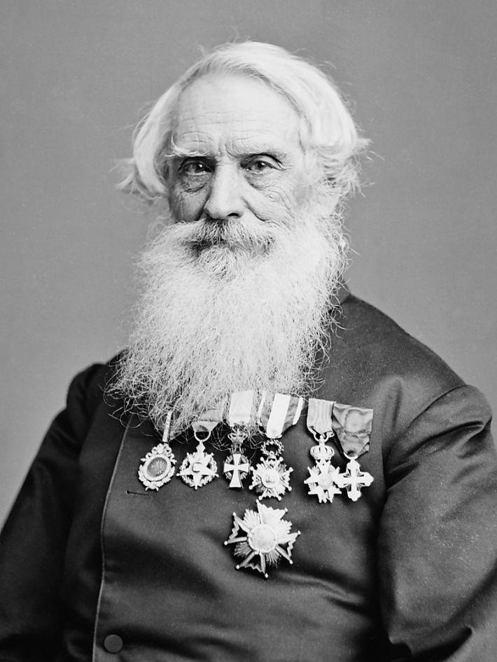 Portretul lui Samuel Finley Breese Morse, Foto: en.wikipedia.org