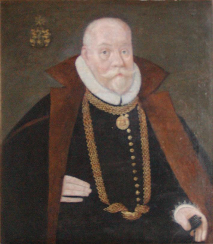 Portretul lui Tycho Brahe, Foto: commons.wikimedia.org