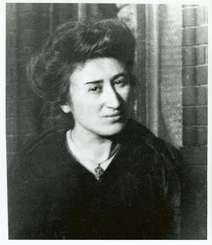 Rosa Luxemburg, Foto: rosaluxemburgblog.wordpress.com
