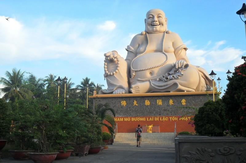 Statuia lui Buda din Vietnam, Foto: en.wikipedia.org