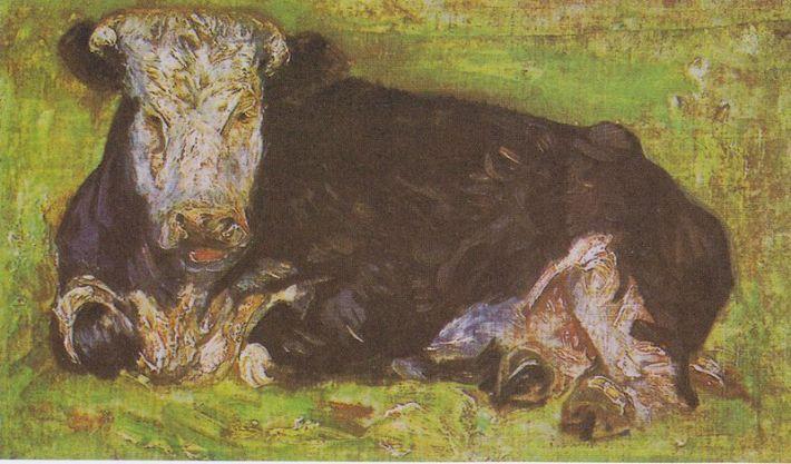 Tablou pictat de Vincent van Gogh, Foto: commons.wikimedia.com