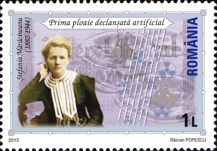 Timbru postal Stefania Maracineanu, Foto: ro.wikipedia.org