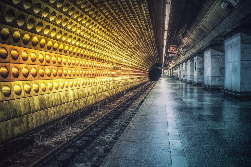 linie de metrou