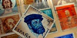 timbre postale