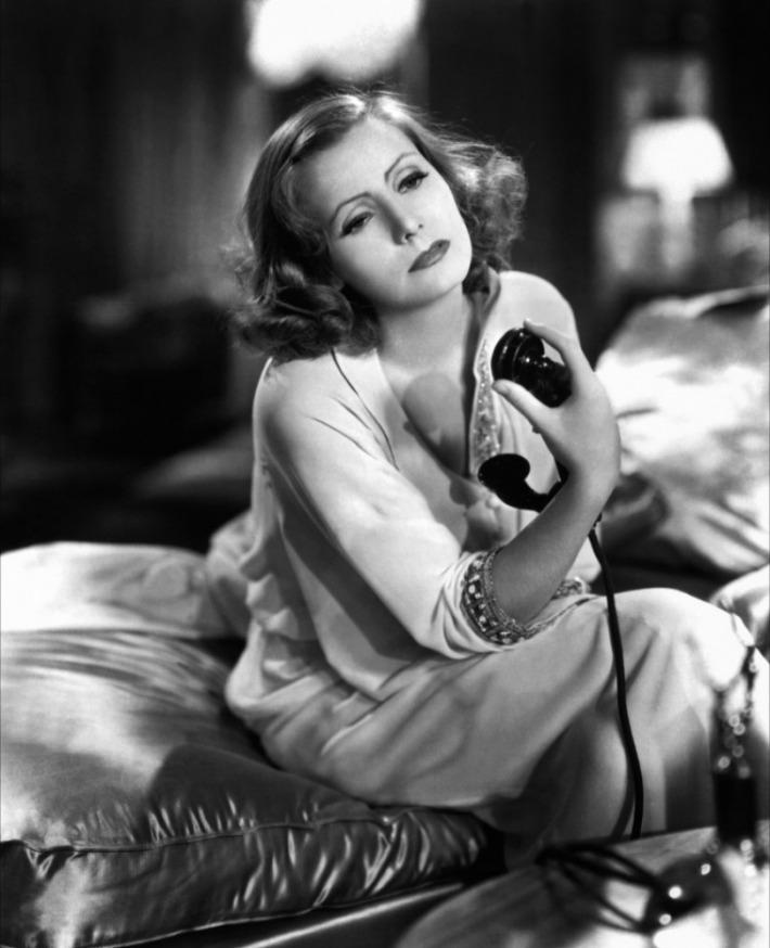 Actrita Greta Garbo, Foto: thevintagespectator.wordpress.com