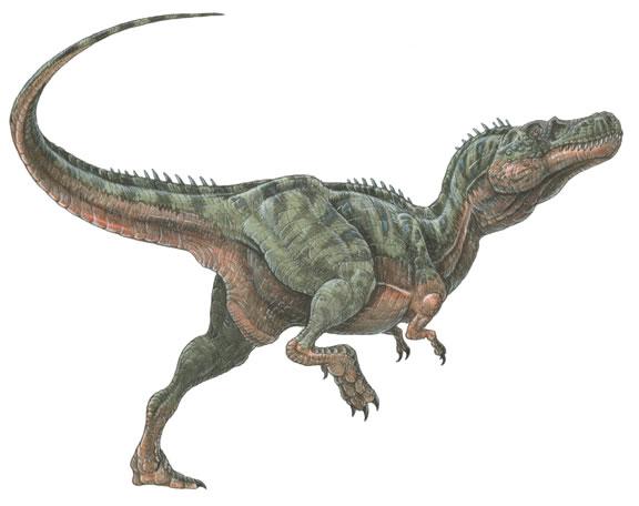 Alectosaurus, Foto: eradedinossauros.blogspot.com