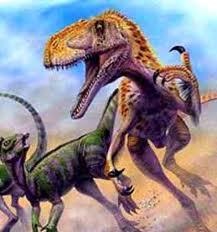 Dinozaurul Becklespinax altispinax