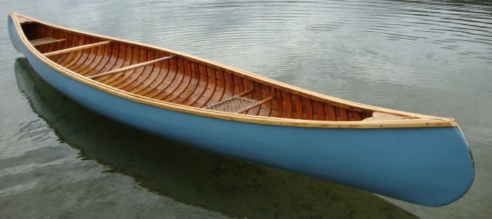 Canoe din lemn, Foto: canoeguybc.wordpress.com